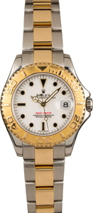Pre Owned Rolex Yacht-Master 168623 Two Tone Oyster