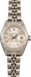 Rolex Lady-Datejust 79174 Steel Jubilee Band