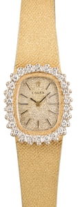 Ladies Vintage Rolex Diamond Cocktail