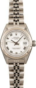 Pre-Owned Rolex Ladies Datejust 79174 Roman Dial