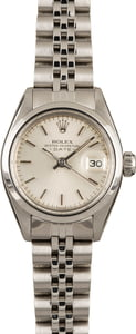 Ladies Rolex Date 6916 Jubilee
