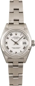Ladies Rolex Date 79160 Stainless