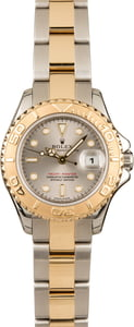 Lady Rolex Yacht-Master 169623 Slate Dial