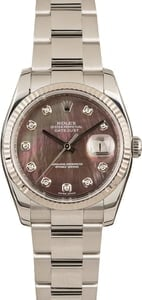 Pre-Owned Rolex 116234 Datejust