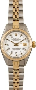 Pre-Owned Rolex Datejust 6917