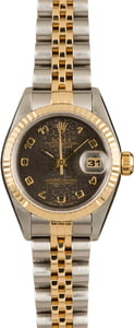 Pre-Owned Rolex Lady Datejust 79173 Arabic Dial