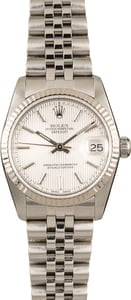 Pre-Owned Rolex Datejust 68274 Mid-Size