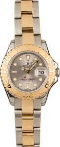 Lady Rolex Yacht-Master 169623 Steel Dial