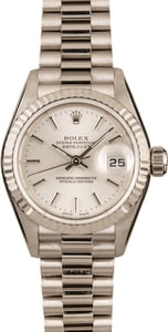 Pre-Owned Rolex Ladies President 79179