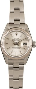 Rolex Lady Datejust 79174 Silver Index Dial