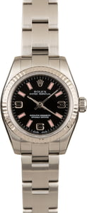 Lady Rolex Oyster Perpetual 176234 Black