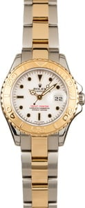 PreOwned Rolex Yacht-Master 169623 White Dial