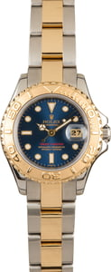 Pre Owned Rolex Midsize Yachtmaster Watch 68623
