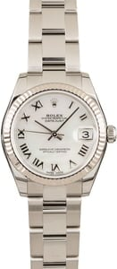 Rolex 31mm Mid-size Datejust 178274