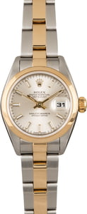 Pre-Owned Ladies Rolex Perpetual DateJust Model 79163