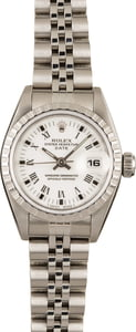 Ladies Rolex Datejust 69240