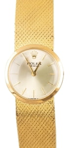 Ladies Vintage Rolex Dress Watch