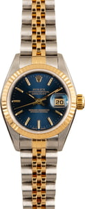 Women's Rolex Datejust 79173 Two-Tone Jubilee