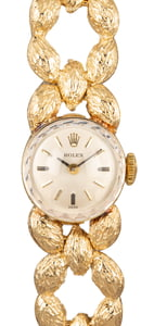 Ladies Rolex Vintage Cocktail Watch