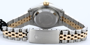 Ladies Rolex Two Tone Datejust 69173