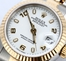 Rolex Ladies Datejust 79173 White Dial