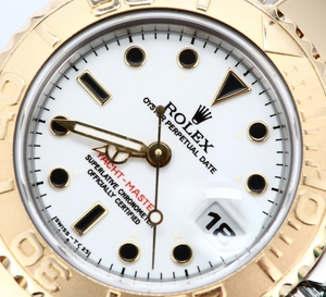 Ladies Rolex Yacht-Master 69623 Certified Pre-Owned