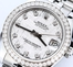 Rolex Datejust 178384 Diamond Dial & Bezel