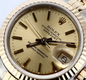 Ladies Rolex Datejust Two-Tone 69173 Certified Pre-Owned