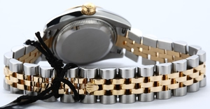 Ladies Rolex Datejust 179173 Sunbeam