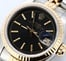 Rolex Lady-Datejust 69173 Black Tapestry