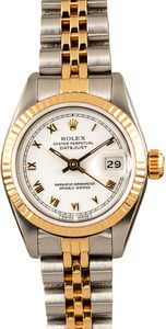 Datejust Ladies Rolex 69173 Roman