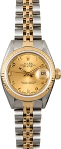 Datejust Rolex Women's 69173