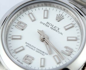 Pre-Owned Ladies Rolex Oyster Perpetual Model 176200
