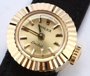 Ladies Rolex Orchid