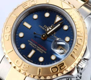 Ladies Blue Yacht-Master 69623