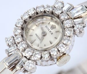 Rolex Lady Cocktail Watch
