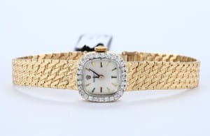 Rolex Ladies Cocktail Diamond 8366