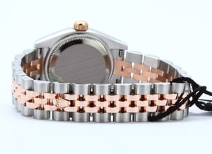 Rose Gold Ladies Datejust