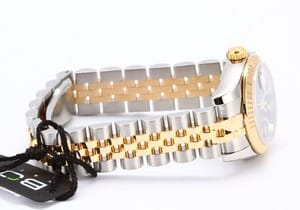 Datejust Ladies Two Tone Jubilee 179173