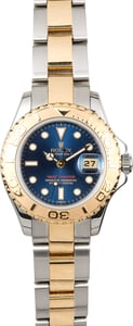Ladies Blue Yacht-Master 69623 29MM