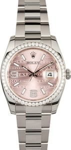 Rolex Diamond Datejust 116244