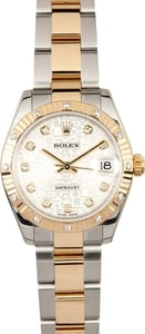 Mid-Size Ladies Rolex Datejust 178273