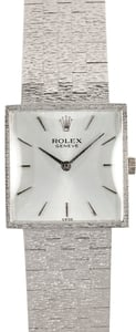 White Gold Cellini 3670