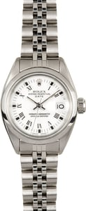 Ladies Rolex Date 6916 Stainless Steel