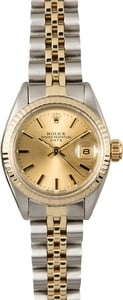 Ladies Rolex Date 6917 Certified Pre-Owned