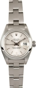 Ladies Rolex Date 79160 Stainless Steel