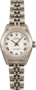 Pre-Owned Rolex Ladies Oyster Perpetual Datejust 79174