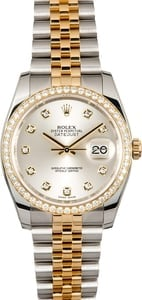 Rolex Diamond Datejust 36MM