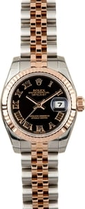 Rolex Everose Datejust 179171