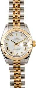 Ladies Rolex Datejust 179173 Mother of Pearl
